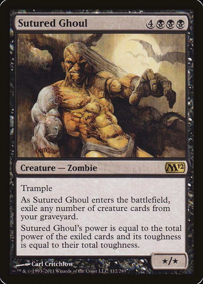 Sutured Ghoul [M12]