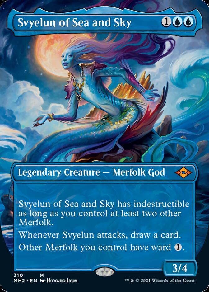 Svyelun of Sea and Sky <borderless> [MH2]