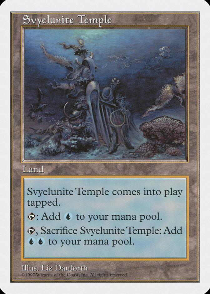 Svyelunite Temple [5ED]