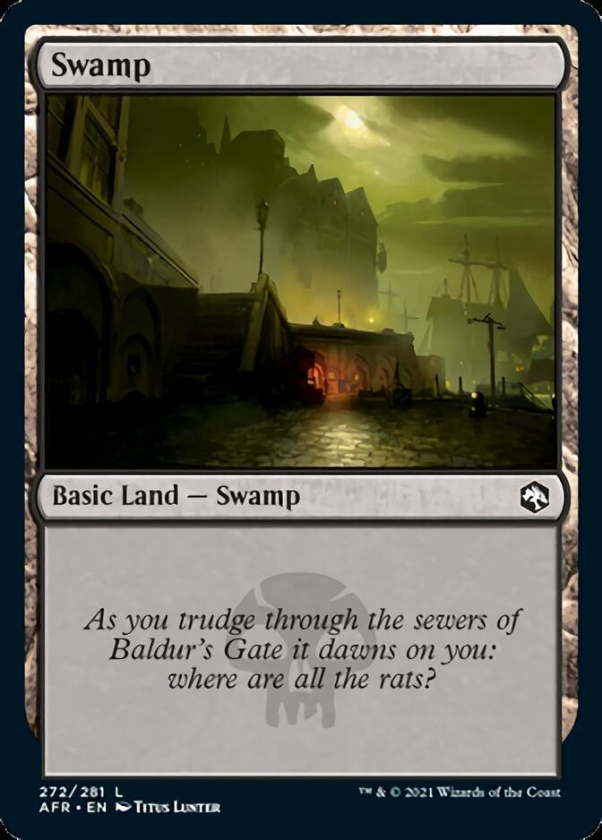 Swamp <272> [AFR]