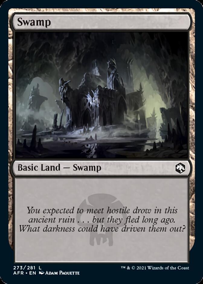 Swamp <273> [AFR]