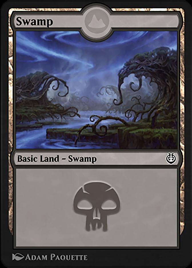 Swamp <293> [KLR]