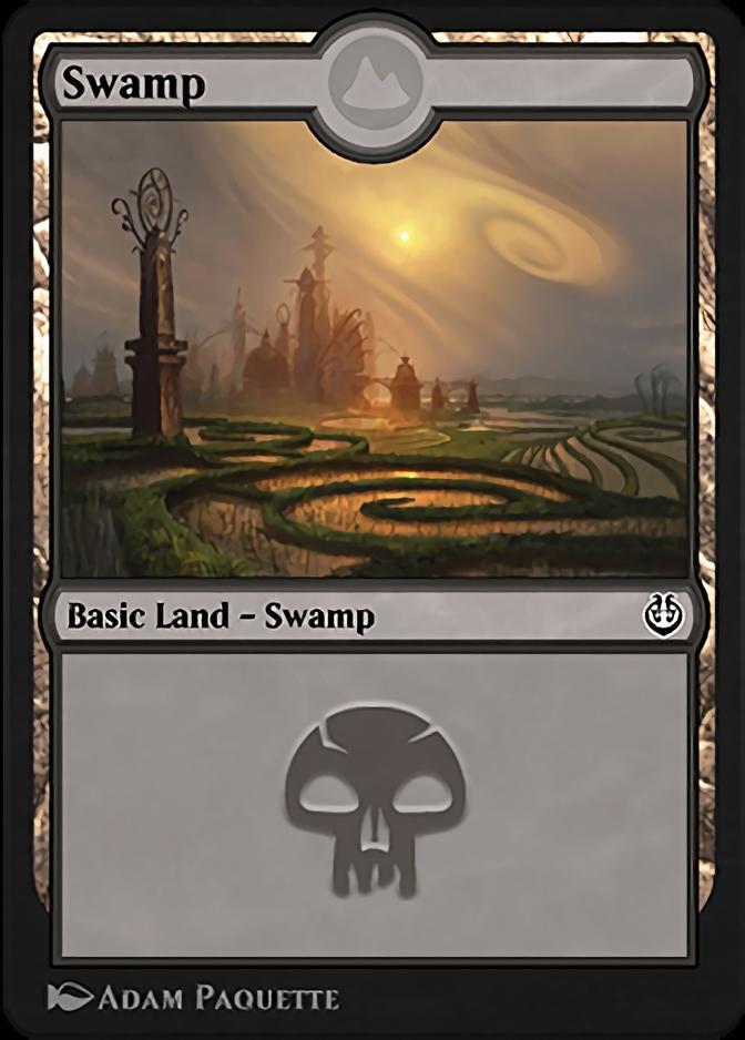 Swamp <295> [KLR]