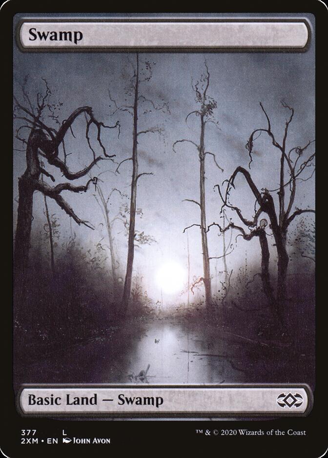 Swamp <377> [P2XM]