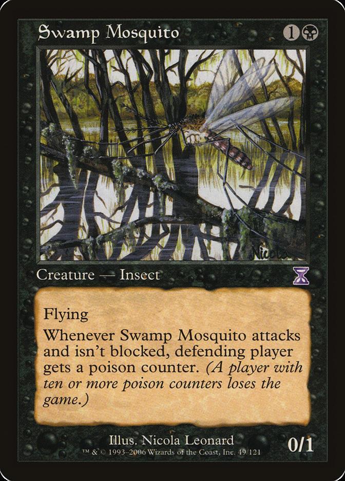 Swamp Mosquito [TSB]
