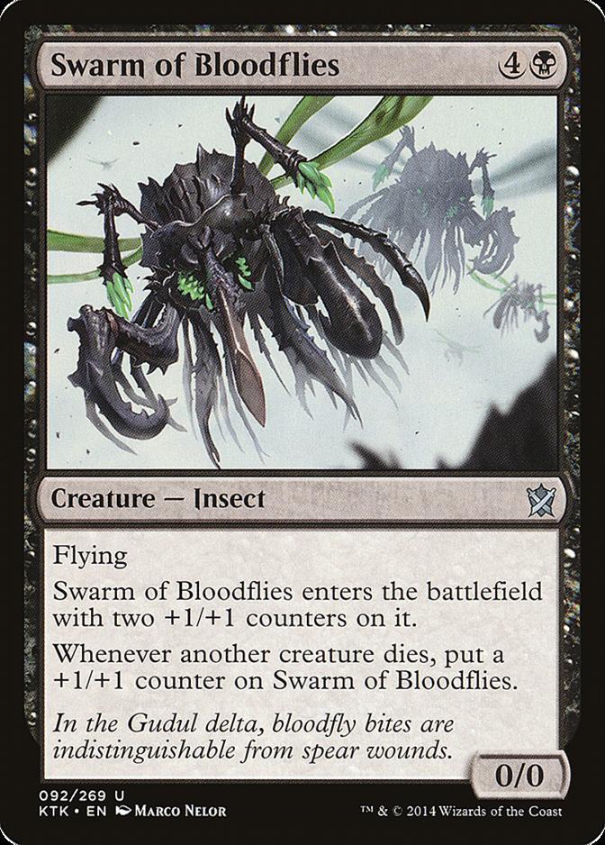 Swarm of Bloodflies [KTK] (F)