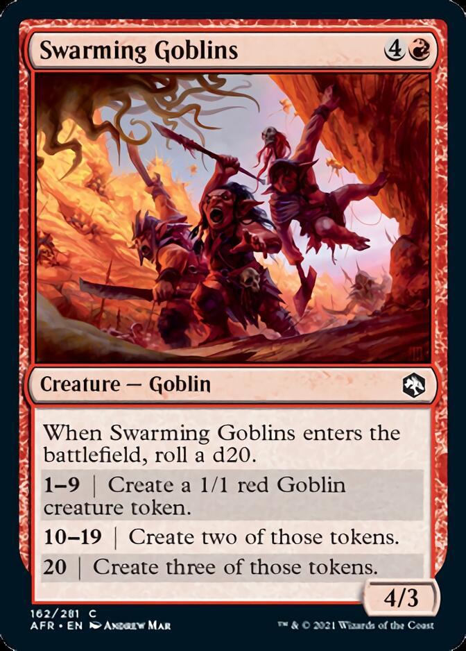 Swarming Goblins [AFR]