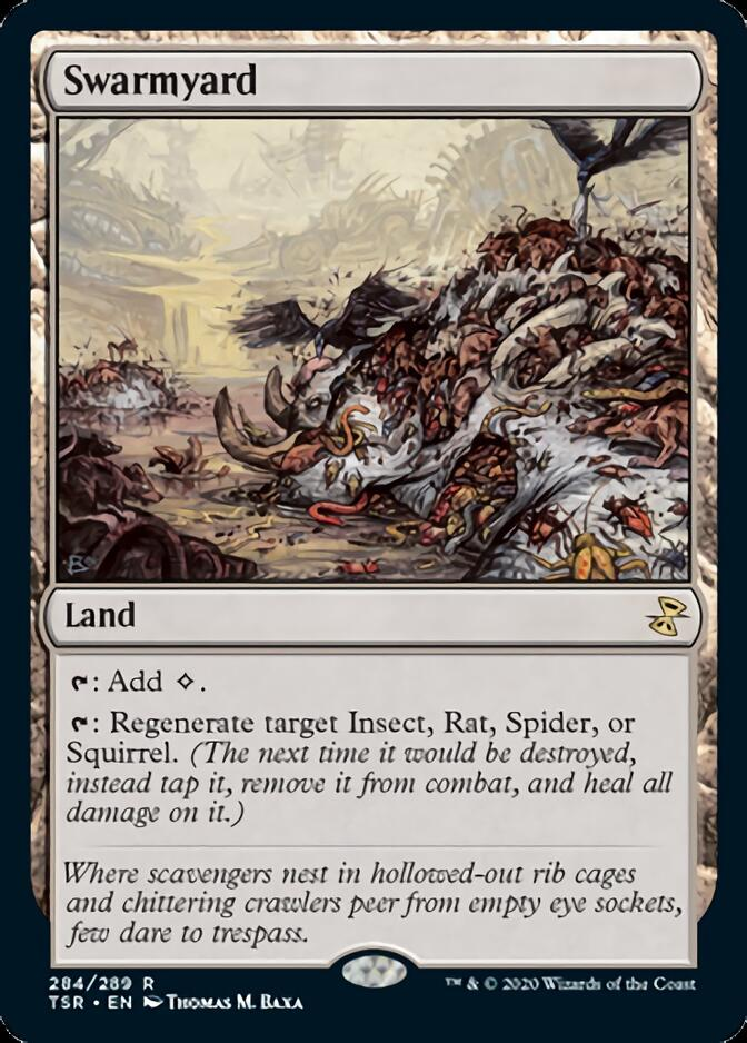Swarmyard [TSR]
