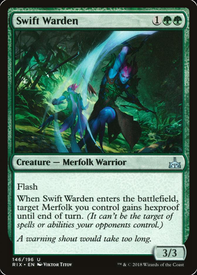 Swift Warden [RIX]