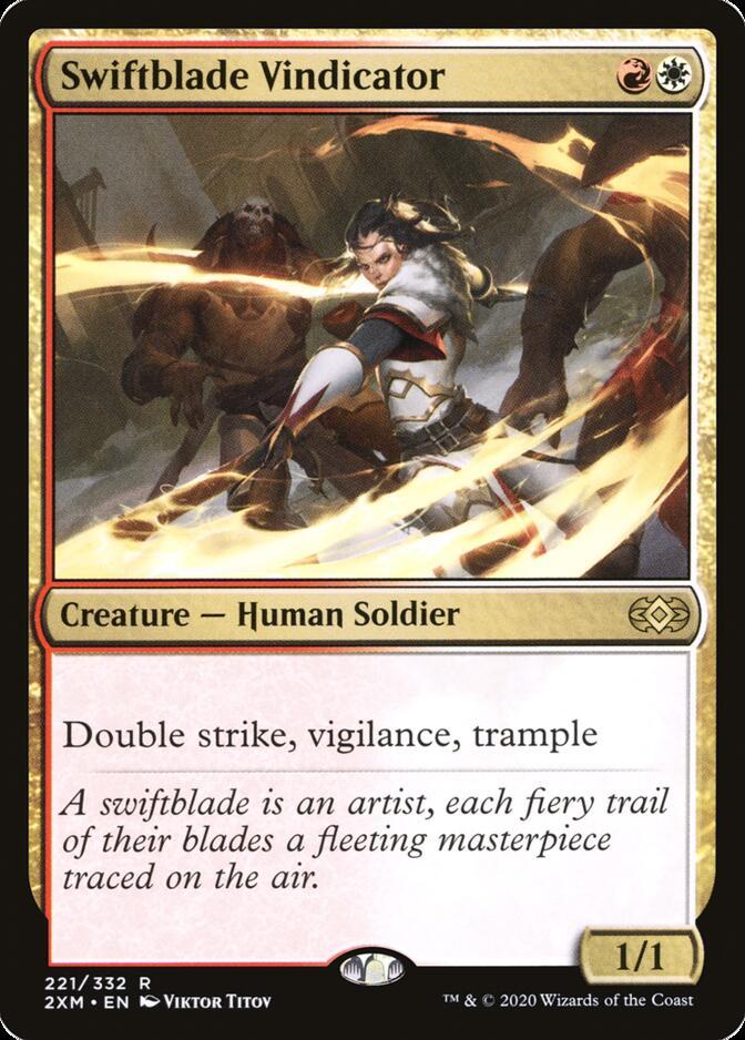 Swiftblade Vindicator [2XM]