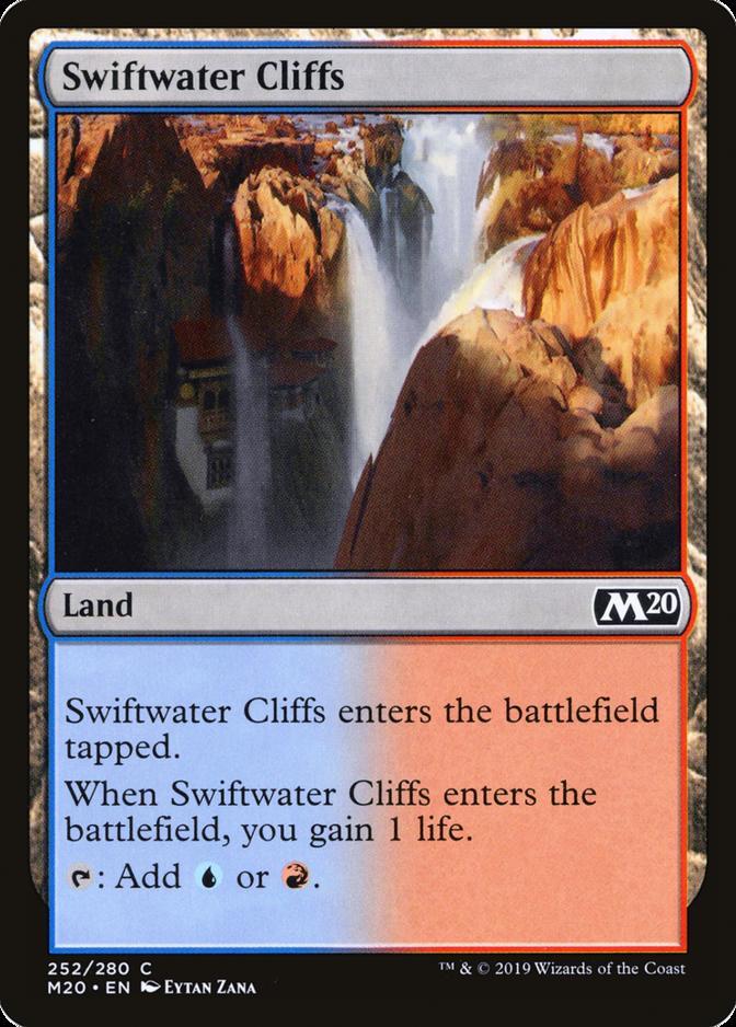 Swiftwater Cliffs [M20]