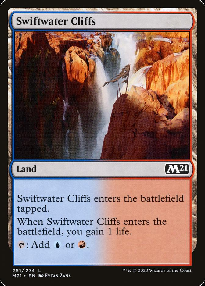 Swiftwater Cliffs [M21]