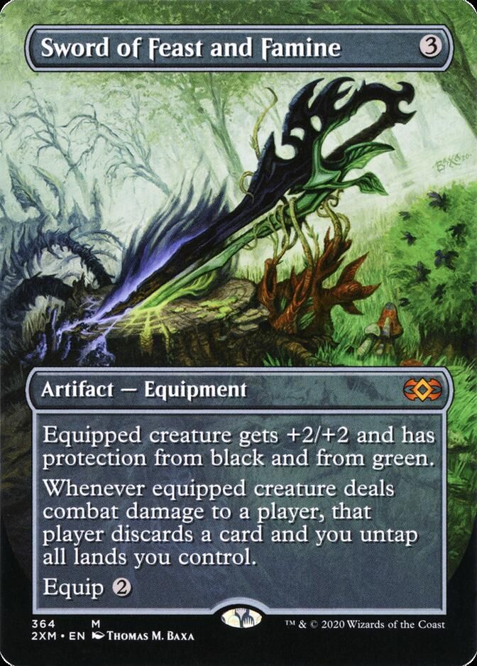 Sword of Feast and Famine [P2XM]