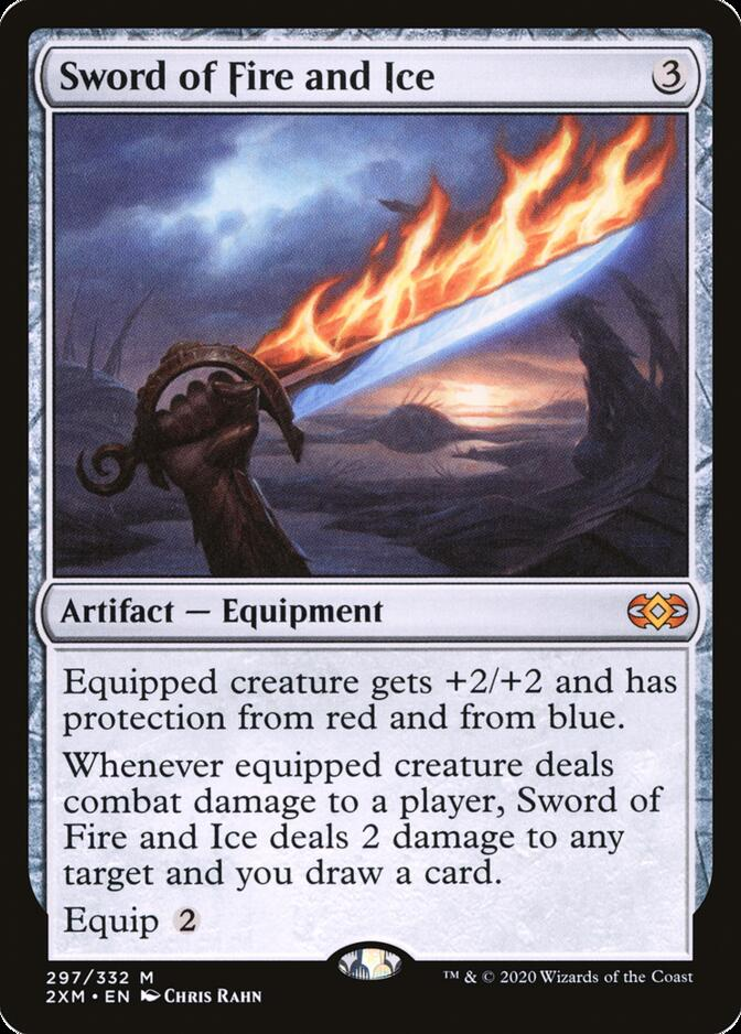 Sword of Fire and Ice [2XM]