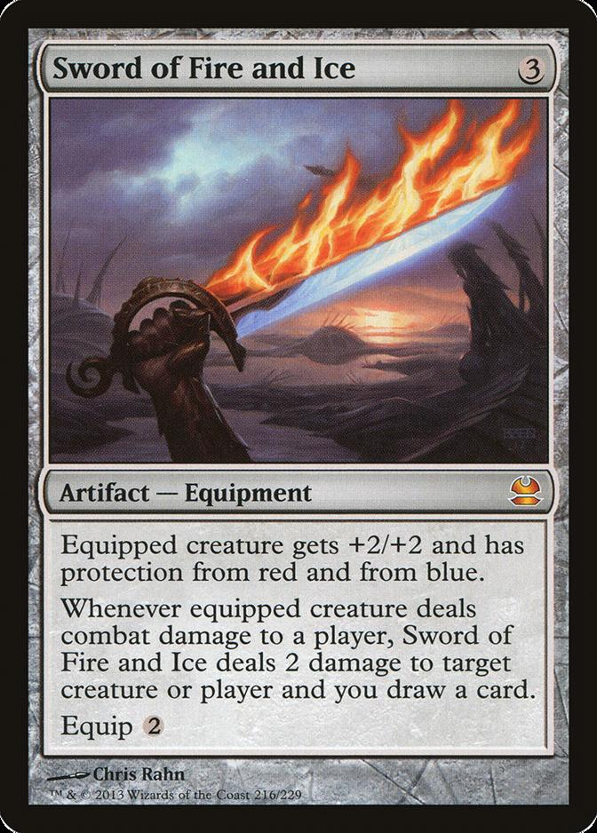 Sword of Fire and Ice [MMA]