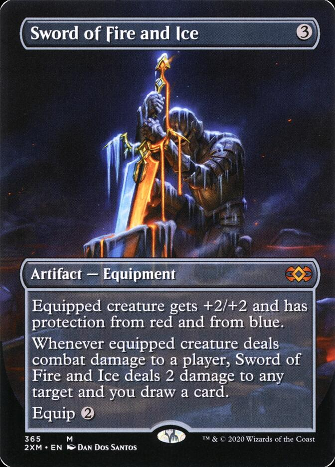 Sword of Fire and Ice [P2XM] (F)
