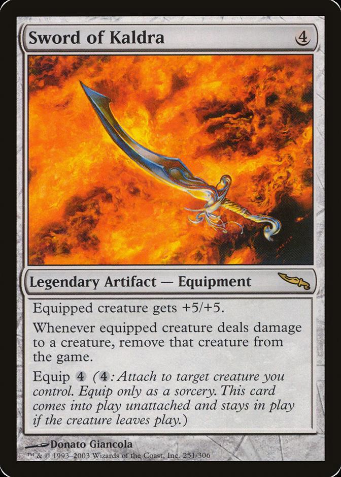 Sword of Kaldra [MRD]
