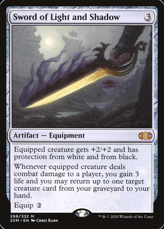 Sword of Light and Shadow [2XM]