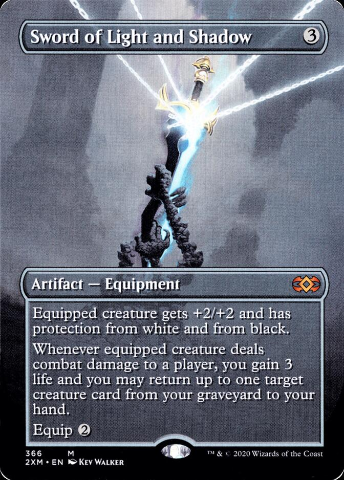 Sword of Light and Shadow [P2XM]