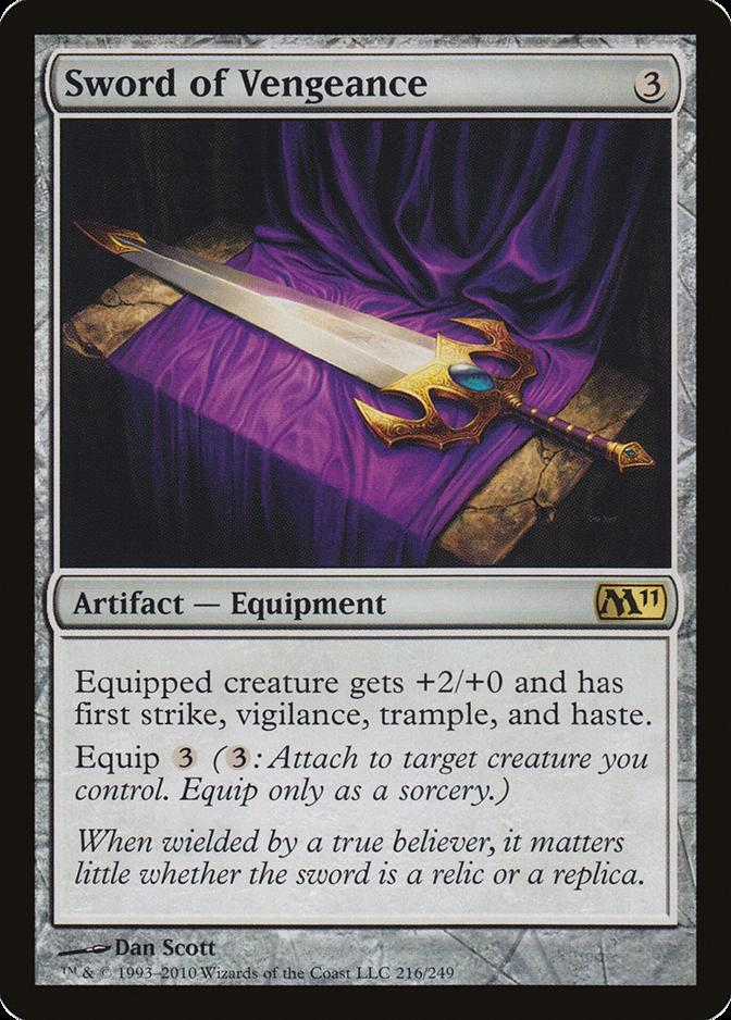 Sword of Vengeance [M11]
