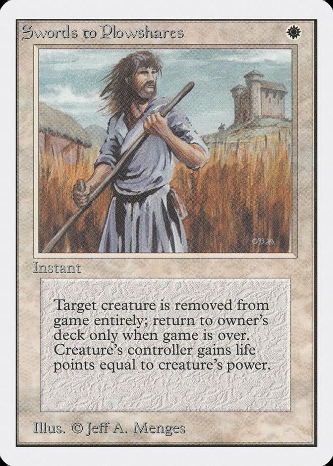 Swords to Plowshares [2ED]