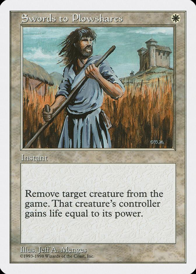Swords to Plowshares [ATH]
