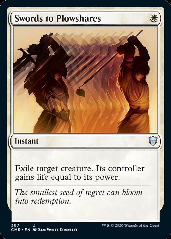 Swords to Plowshares [CMR]