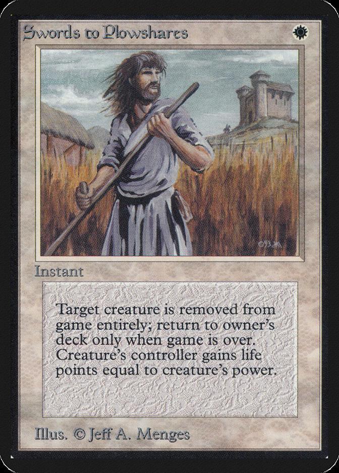 Swords to Plowshares [LEA]
