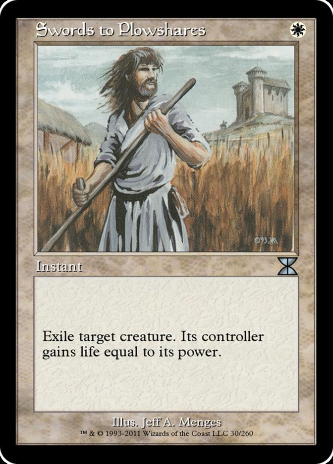 Swords to Plowshares [ME4]