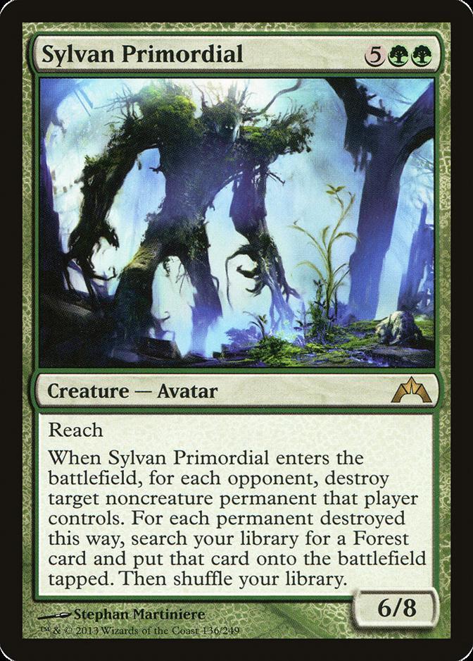 Sylvan Primordial [GTC]