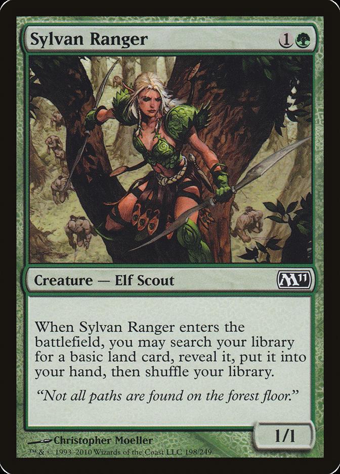 Sylvan Ranger [M11] (F)