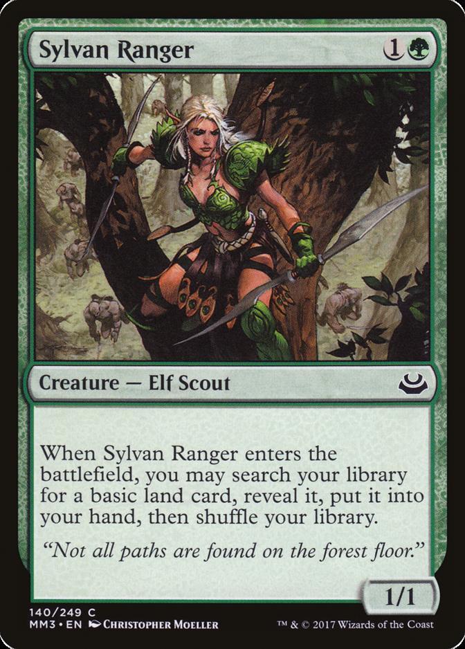 Sylvan Ranger [MM3] (F)