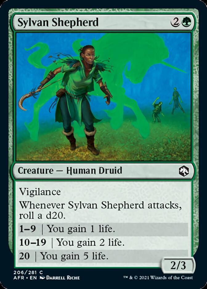Sylvan Shepherd [AFR]