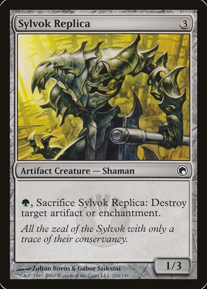 Sylvok Replica [SOM] (F)