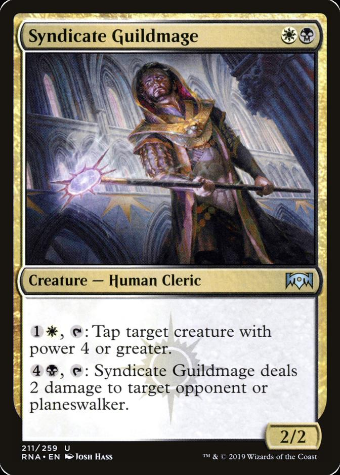 Syndicate Guildmage [RNA]