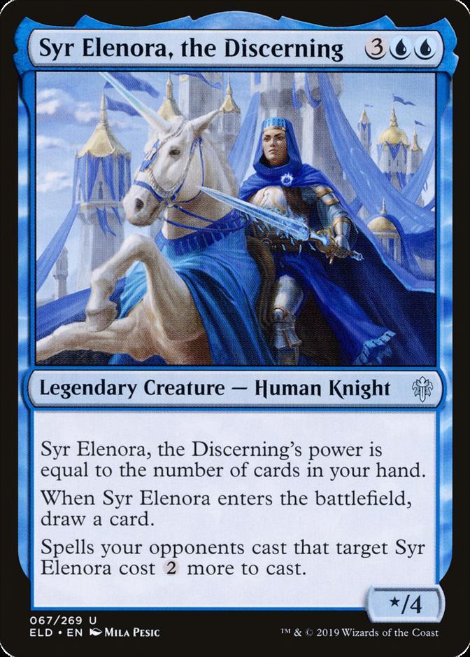 Syr Elenora, the Discerning [ELD]