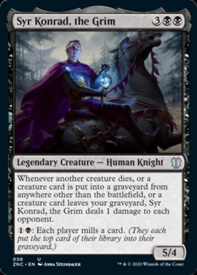 Syr Konrad, the Grim [ZNC]