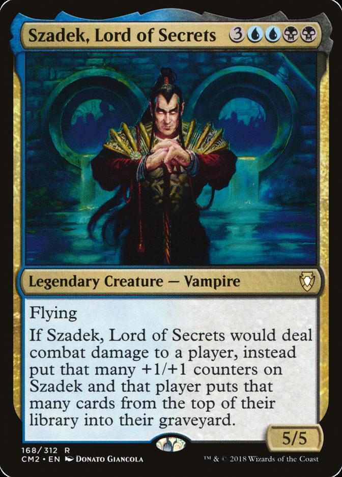 Szadek, Lord of Secrets [CM2]