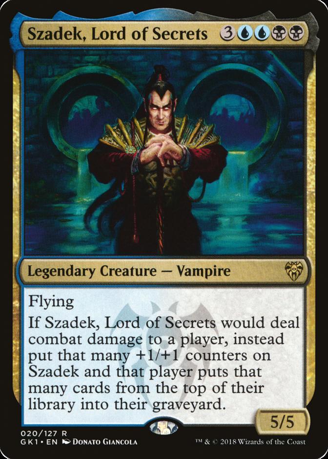 Szadek, Lord of Secrets [GK1]