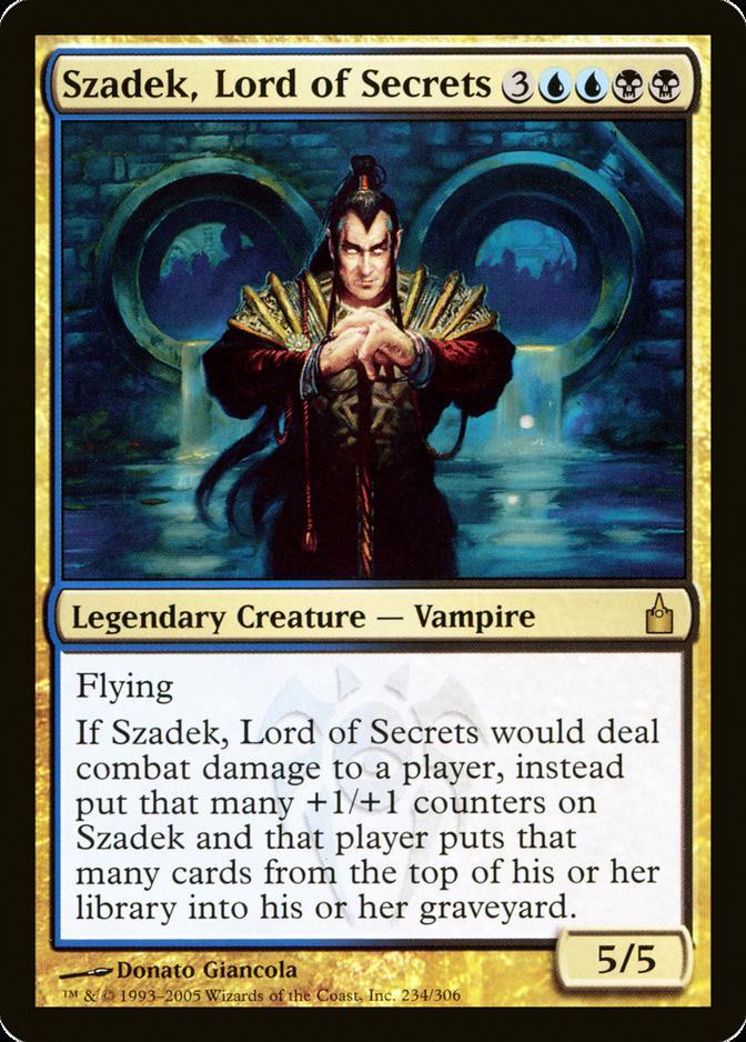 Szadek, Lord of Secrets [RAV]