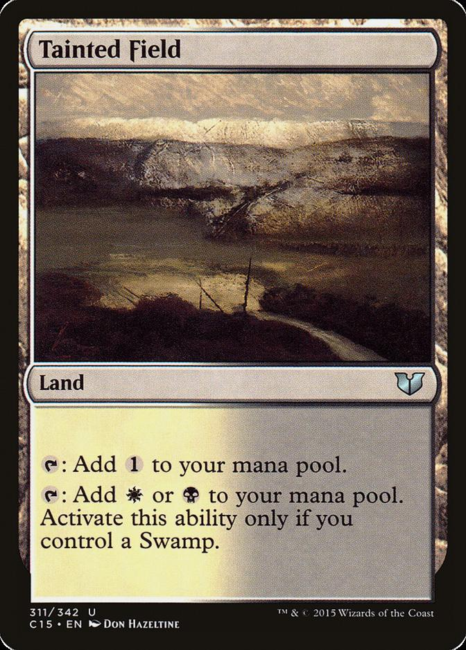 Tainted Field [C15]