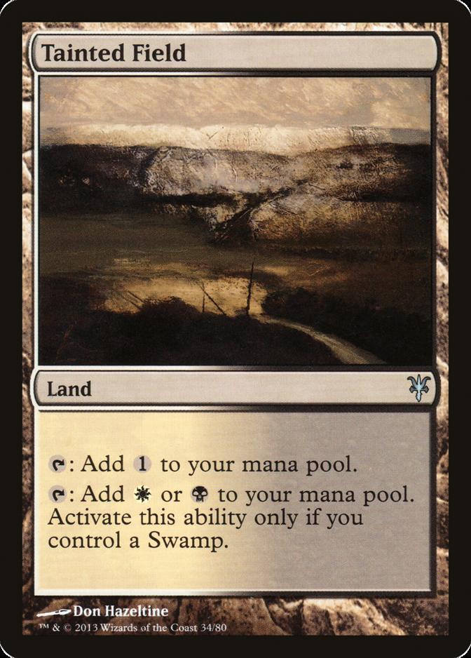 Tainted Field [DDK]