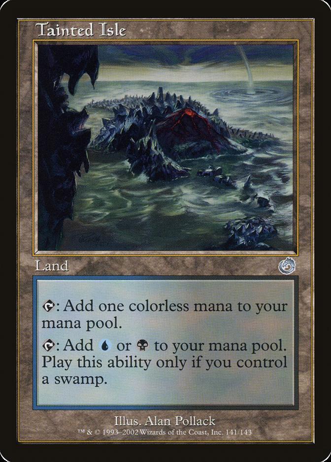 Tainted Isle [TOR]