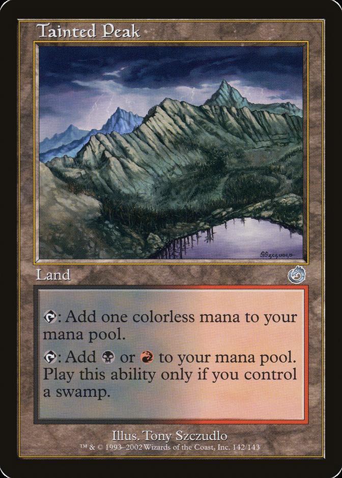 Tainted Peak [TOR] (F)