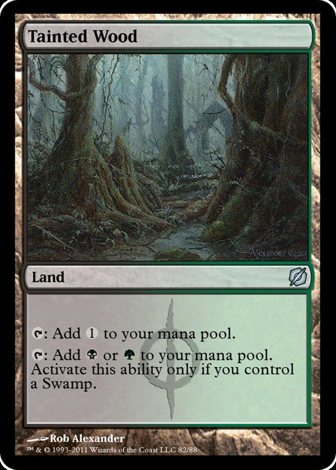 Tainted Wood [TD2]