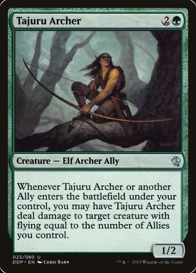 Tajuru Archer [DDP]