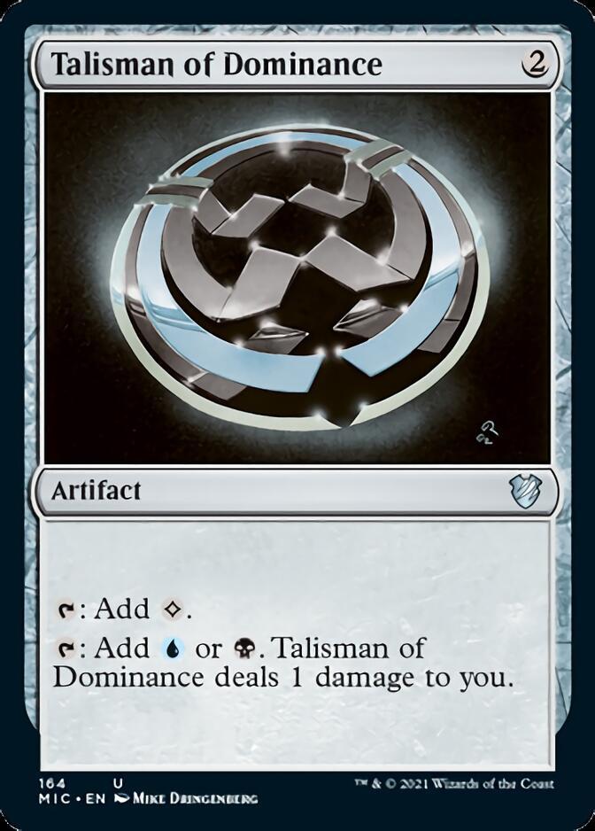 Talisman of Dominance [MIC]