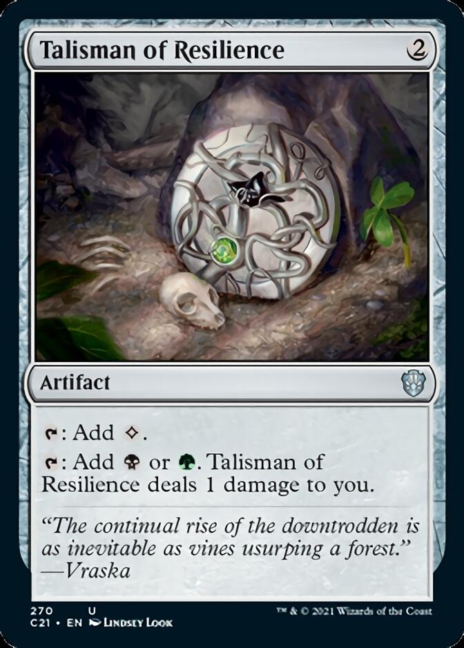 Talisman of Resilience [C21]