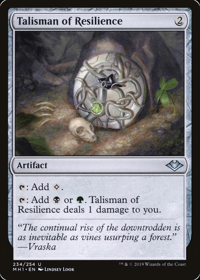 Talisman of Resilience [MH1]