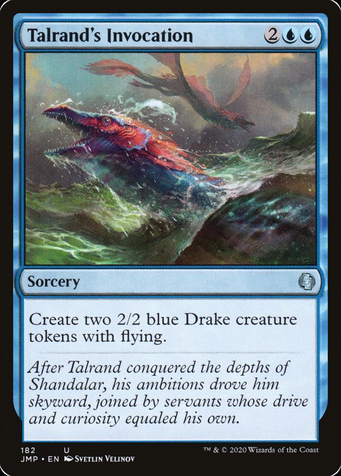 Talrand's Invocation [JMP]